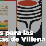 Vinos para las Fiestas en Villena (II)