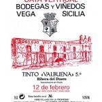 Cata Vertical Vega Sicilia Tinto Valbuena 5º