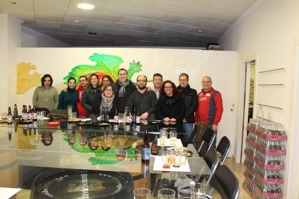 Cata Yakka cerveza artesana . Quiero Delicatessen Villena (4)