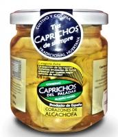 Corazones de Alcachofa 6-8 Caprichos del Paladar