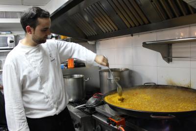 Concurso de Arroces Miguel Ángel Restaurante - Quiero Delicatessen Villena