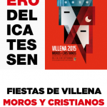 Fiestas de Villena – Moros y Cristianos en plato y copa (Parte 1)