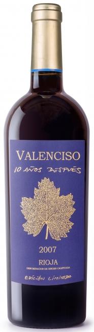 Valenciso el rioja más moderno de los clasicos - Quiero Delicatessen - Villena