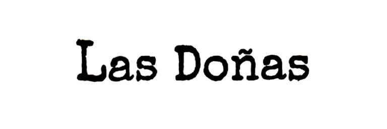 logotipo mermeladas Las Doñas