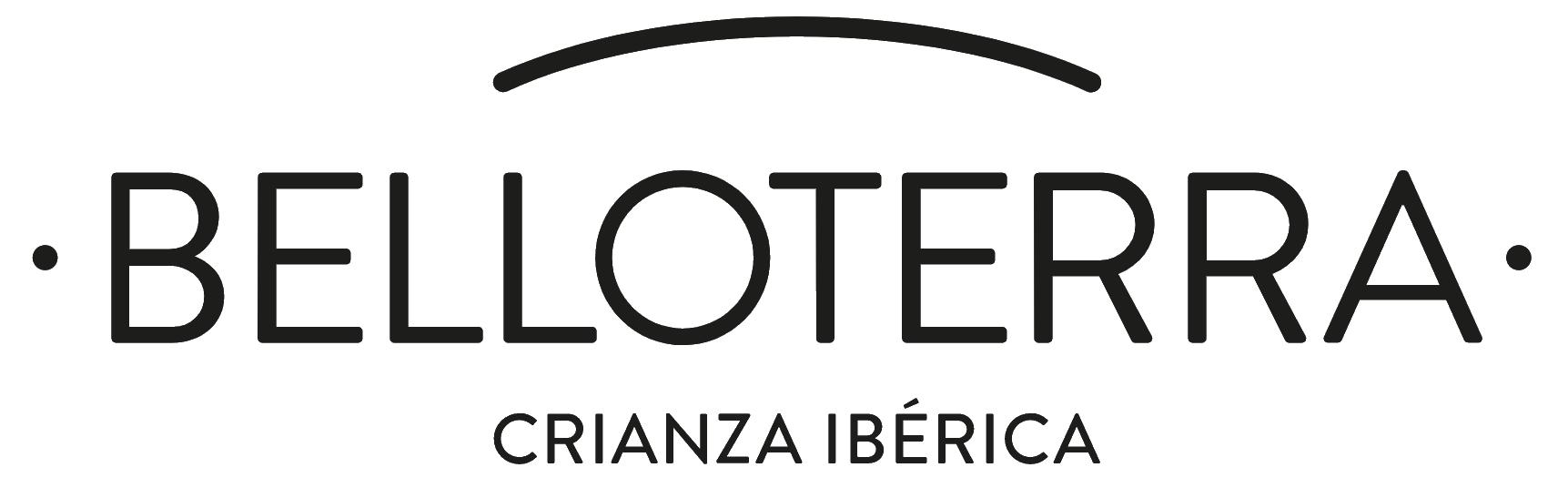 Imagen del logotipo de Belloterra. En Quiero Delicatessen Belloterra - Crianza - bellota - ibérica - ibéricos - jamón