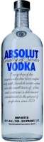 Botellon Vodka Absolut Blue, 1,5 Litros